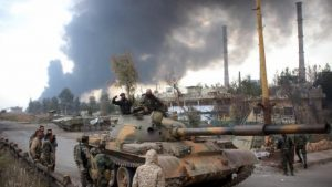 Syrian Forces Impose Heavy Losses on ISIS Militants in Homs, Deir Ezzor