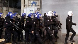 Polisi Turki menggrebek kantor IHH (2014)