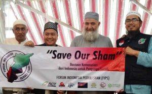 FIPS serahkan dana ke Abdullah Mustafa Rahal
