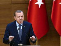Erdogan Tuding Sebagian Negara Arab Pengkhianat Palestina, dan Sebut Pemerintah Suriah Brutal