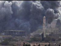 Korban Sipil Serangan Udara AS Lima Kali Lipat Rusia