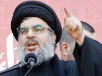 Nasrallah: Perangi Poros Resistensi, Israel akan Musnah