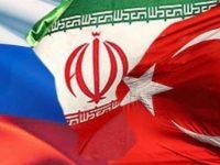 Turki, Rusia, dan Iran Bersumpah Untuk Meningkatkan Kerjasama di Suriah