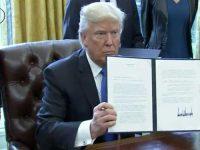 Irak Dihapus dari Daftar Cekal Imigrasi Trump