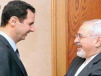 Netanyahu Cemaskan 'Hadiah' Al-Assad untuk Iran?
