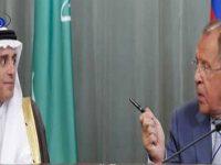 Lavrov: Iran Ada di Suriah Karena Diundang