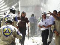 Idlib: Organisasi Helm Putih Buat Klip Palsu Untuk Menuduh Tentara Suriah Menyerang Warga Sipil