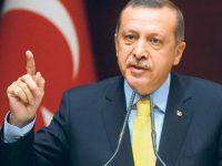Erdogan Peringatkan Amerika Soal Kurdi