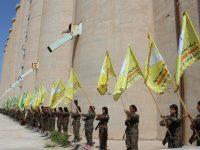 250 Pejuang Kurdi Perempuan Daftarkan Diri Untuk Memerangi ISIS di Suriah Utara
