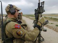 Tentara Norwegia Bantu Para Pemberontak yang Terdesak di Suriah