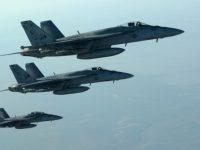 AS luncurkan Serangan Udara di Deir Ezzor