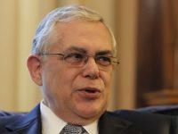 Bom Surat Lukai Mantan PM Yunani