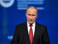 Putin: Rusia Tidak Membela Al-Assad
