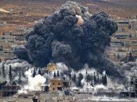 Lagi, Serangan Udara AS Bunuh 17 Warga Sipil Suriah