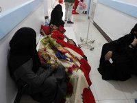 Wabah Kolera di Yaman Semakin Mengganas
