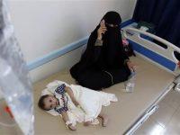 Oxfam: Wabah Kolera Terbesar di Dunia Ada di Yaman