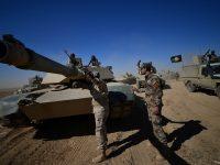 Militer Irak Lanjutkan Pertempuran Melawan ISIS di Tal Afar
