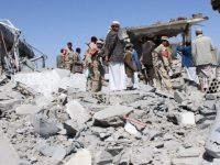 30 Warga Sipil Tewas Karena Serangan Udara Saudi Atas Yaman