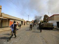 Menteri Pertahanan Irak: Pembebasan Tal Afar Tinggal Selangkah Lagi