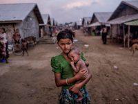 Rohingya: Bahkan Bayi pun Tak Luput Dari Cengkeraman Tentara Myanmar