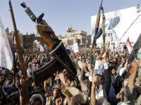 Ribuan Warga Yaman Minta Dikirim ke Medan Perang