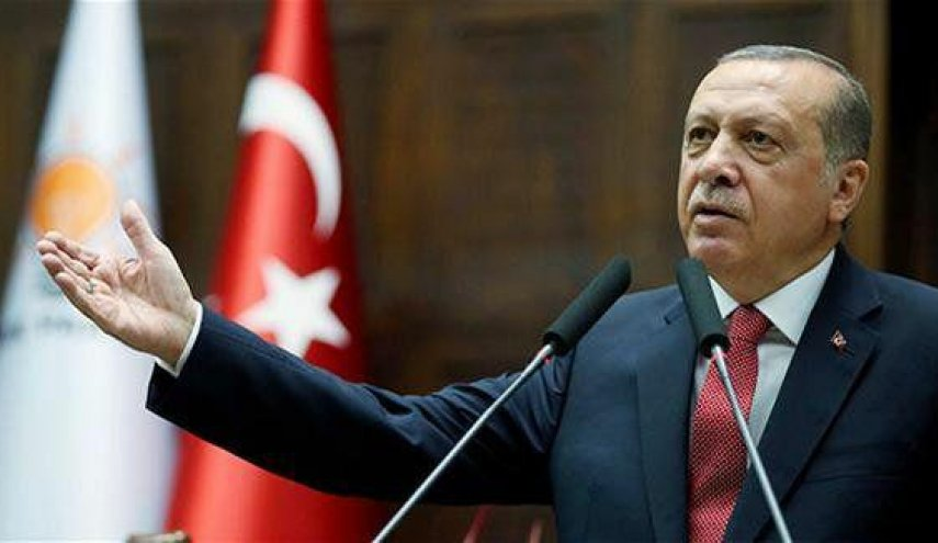 Erdogan: Mossad Bekerjasama dengan Kurdistan, Tapi akan Gagal