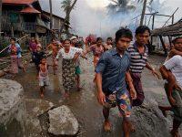 Myanmar Tanam Ranjau di Perbatasan Bangladesh