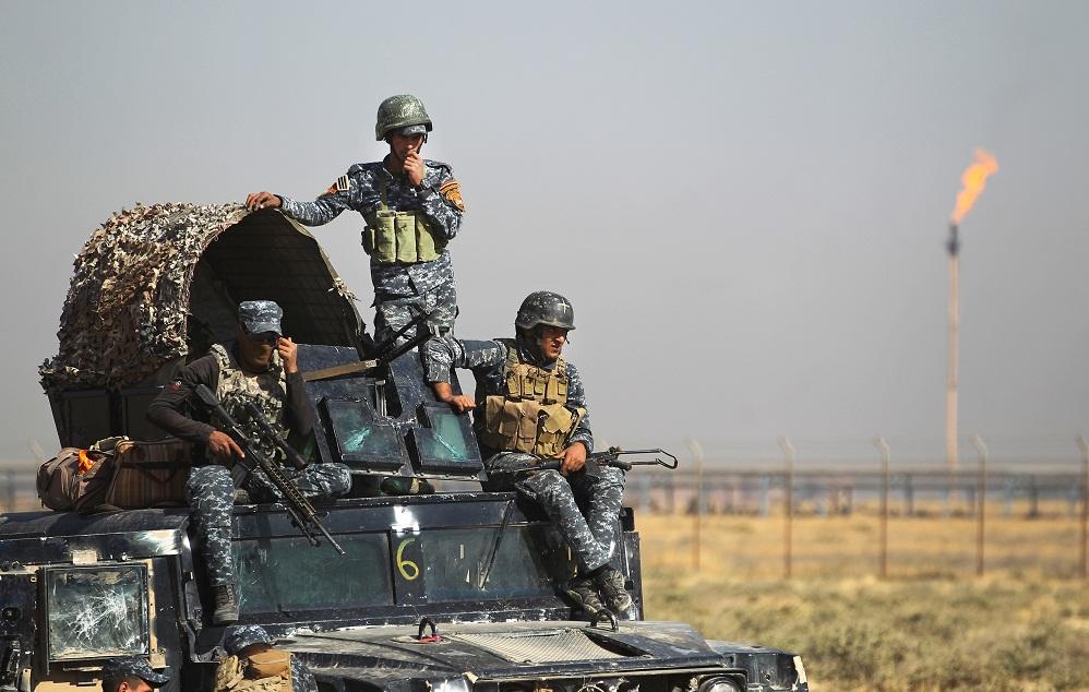 Turki Nyatakan Siap Bantu Operasi Militer Irak di Kirkuk