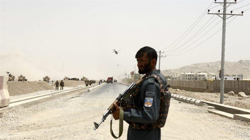 Serangan Taliban Tewaskan Puluhan Tentara di Kandahar