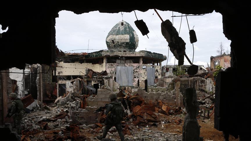 Bank Dunia Janji Akan Bantu Rehabilitasi Kota Marawi