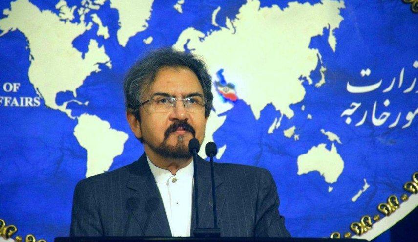 Qassemi: Koalisi Saudi Layangkan Tuduhan Provokatif kepada Iran