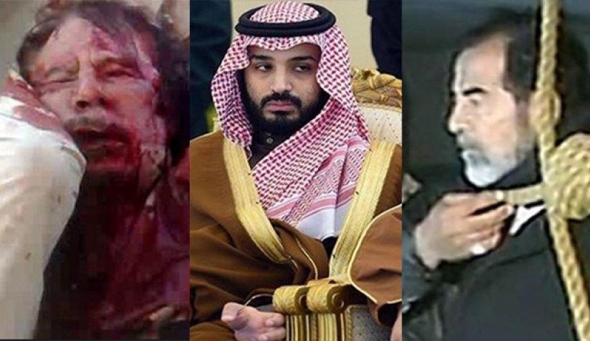Nasib Para Diktator yang Mesti Dicamkan Bin Salman