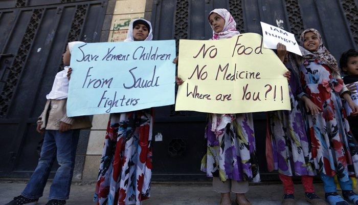 PMI: 2.5 Juta Rakyat Yaman Kekurangan Akses Air Bersih
