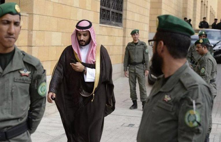 Bin Salman: Jika Iran Kembangkan Bom Nuklir, Saudi pun Akan Lakukan Itu