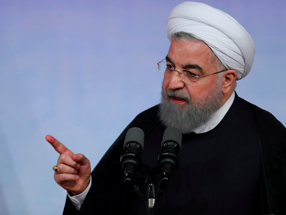 Presiden Iran: Sekarang Situasi Resistensi, Bukan Negosiasi Dengan AS
