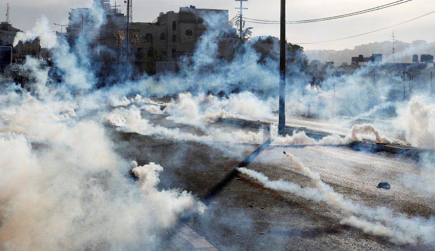 Hadapi Unjuk Rasa, Israel Gunakan Gas Beracun Tak Dikenal