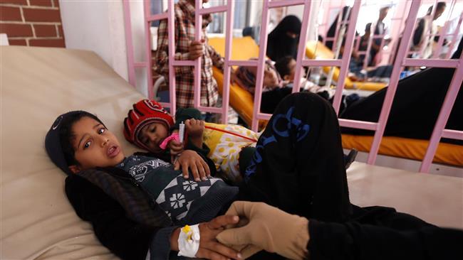 Petugas Kesehatan Yaman Sesalkan Minimnya Obat Akibat Blokade Saudi