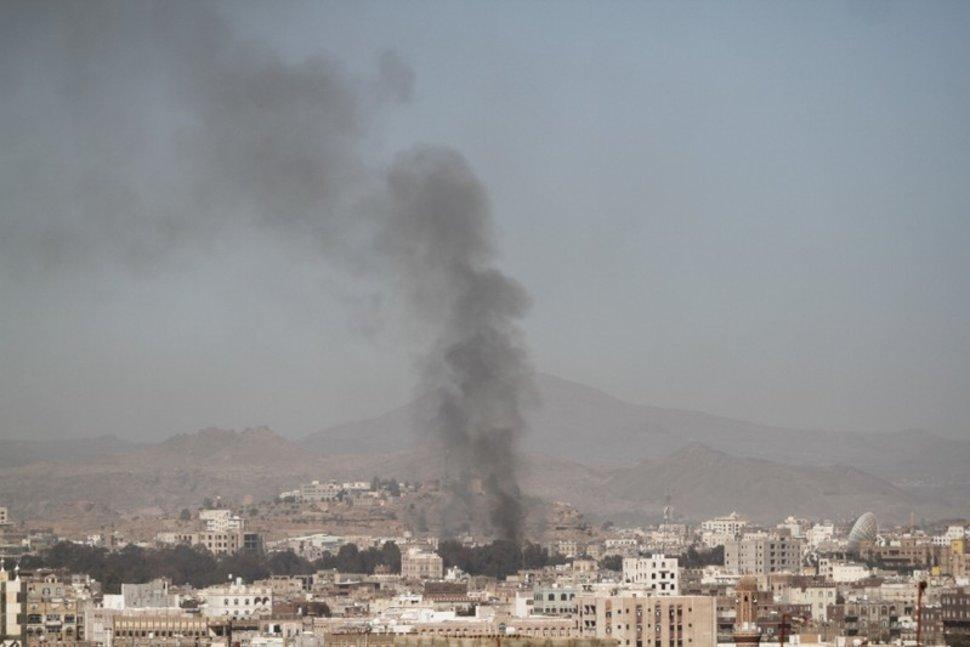 PBB: Serangan Udara Koalisi Pimpinan Saudi Bunuh 136 Warga Sipil Yaman