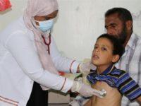 Anak-anak Yaman Hadapi Wabah Difteri Terburuk di Dunia