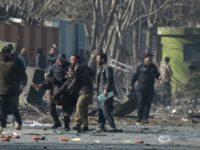 Afghanistan Terguncang Akibat Ledakan Bom Ambulan oleh Teroris