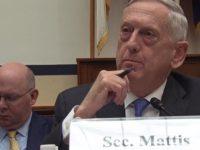 Mattis: Memerangi Terorisme Bukan Prioritas AS