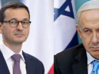 Netanyahu Gusar oleh Statemen PM Polandia Soal Holocaust