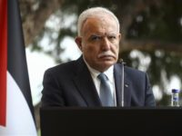 Menteri Luar Negeri Palestina, Riyad al-Maliki.