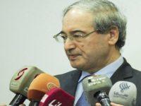 Mikdad: Suriah Minta PBB Selidiki Serangan Koalisi AS di Raqqa