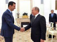 Putin: Rusia Bantu Suriah Bukan untuk Pamer Kekuatan
