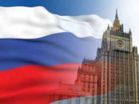 Rusia Balas Mengusir 23 Diplomat Inggris