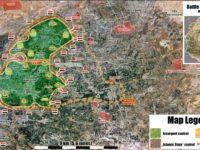 Pemerintah Suriah Berhasil Amankan 40 Persen Ghouta Timur dari ISIS