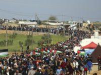 Pasukan Zionis Lukai Puluhan Warga Palestina di Gaza