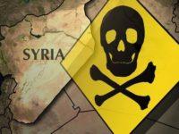 Isu Senjata Kimia, Kartu Pamungkas Terhadap Suriah