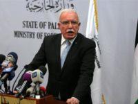 Menteri Luar Negeri Palestina, Riyadh al-Maliki.